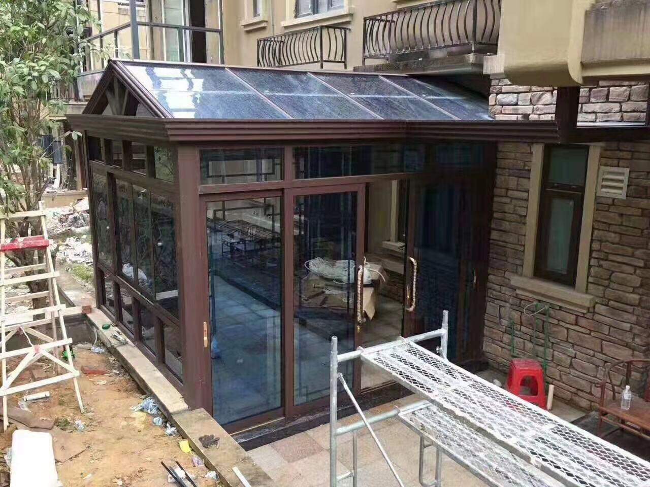 扬州三山装饰有限公司-在建阳光房