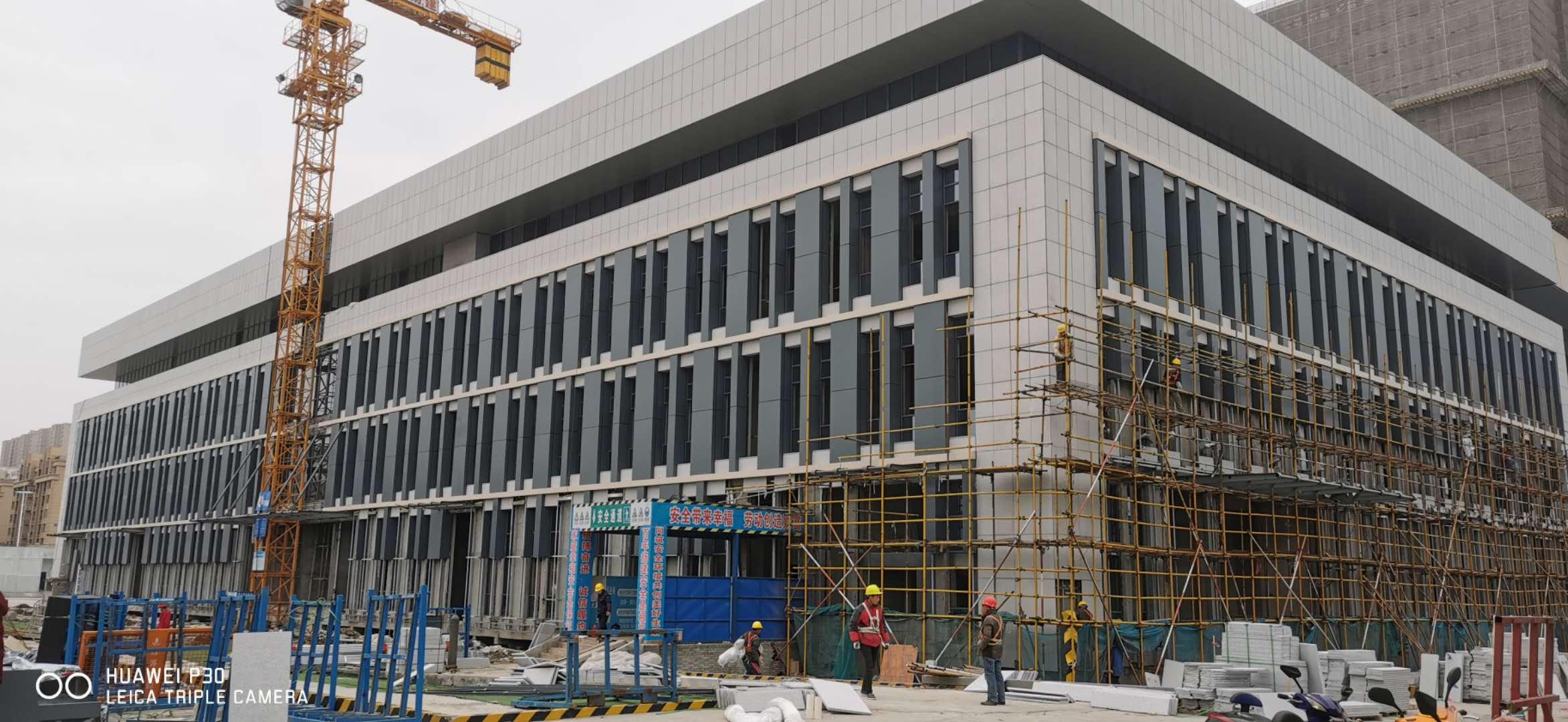 扬州三山装饰工程有限公司-高邮市地区人民医院